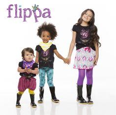 #Flippa4U presenta con sus modelos la nueva tendencia en ropa para nuestras hijas! Hecho en Medellín Colombia. Pedidos a través de WhatsApp 3108463152 Envíos por Coordinadora Mercantil a todo el país