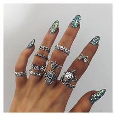 Instagram media bohomoon - So many sterling silver rings added to the sale! starting at £1!