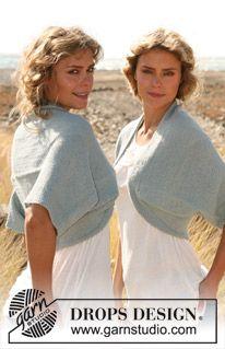 "Knitted DROPS jacket in ""Alpaca"". Size: S - XXXL. ~ DROPS Design"