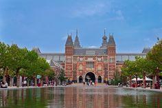 Interactieve praatplaat: Het Rijksmuseum - Amsterdam - ThingLink
