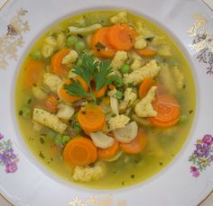 Hungarian Recipes, Thai Red Curry, Healthy Life, Cake Recipes, Food And Drink, Soup, Cooking Recipes, Salad, Diet