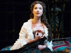 She also starred in Phantom of the Opera as Christine Daae. | 10 Reasons Broadway's Sierra Boggess Is The Most Perfect Human Alive