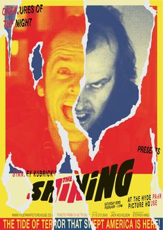 Stanley Kubrick The Shining Movie Posters - -You can find Posters and more on our website.Stanley Kubrick The Shining Movie Posters - - Horror Movie Posters, Cinema Posters, Horror Movies, Cool Movie Posters, Comedy Movies, Fan Poster, Movie Poster Art, Stanley Kubrick The Shining, Plakat Design