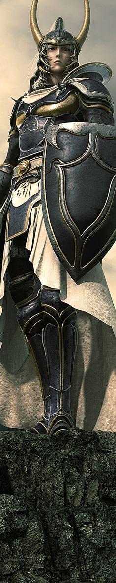 Warrior of Light - Final Fantasy