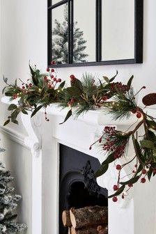 Christmas Home Decor Ideas | Home Accessories & Decorations | Next UK