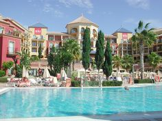 Hotel in Torrox Spain