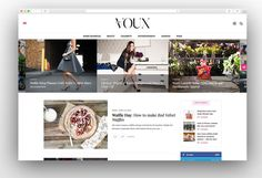 Easy to use and mobile-ready AdSense WordPress themes that help you monetize your website and turn it into a full-time business. News Sites, News Magazines, New Theme, Wordpress Theme, Newspaper, Cool Style, Web Design, Graphic Design, Entertaining