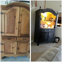 1000 Images About Armoire Update On Pinterest Armoires