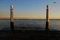 City of Lisboa (Lisbon), Cais das Colunas