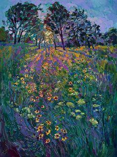 Wonderful paintings by The Erin Hanson Gallery  Shared by Veri Apriyatno Artist  ...