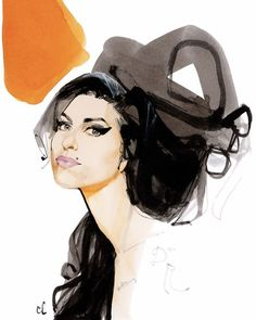 #amywinehouse #rocklife #style #icon #brokensoul #sound #higher #music #popculture #ink #igers #portrait #star #rock #rockstar contact @galuchat_event exhibition @secretgallery_paris