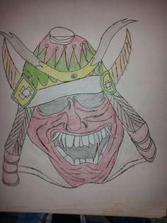 Samuri mask