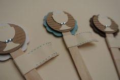 segnaposto prima comunione riutilizzabile come segna libro o ornamento per piantine