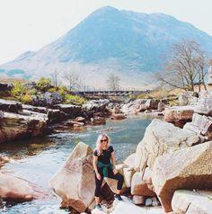 Exploring Glen Etive, Scotland: Everything you need to know Glen Etive, Glen Coe, Top Film, James Bond Movies, Closer To Nature, Scottish Highlands, Spring Day, Kayaking, Lifestyle Blog