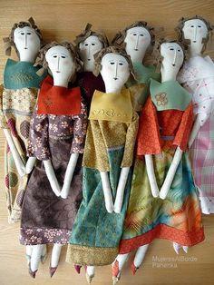 vintage rag dolls ile ilgili görsel sonucu
