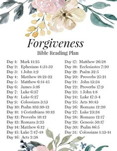 understand forgiveness from Forgiveness Bible Study, Bible Study Guide, Daily Scripture, Scripture Cards, Scripture Study, Daily Bible Reading Plan, Prayer Verses, Bible Verses, Prayer Quotes