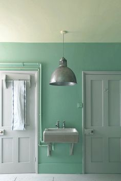 Home office green paint colors farrow ball 54 ideas for 2019 Farrow Ball, Farrow And Ball Paint, Interior Desing, Interior And Exterior, Interior Paint, Interior Decorating, Interior Doors, Decorating Ideas, Wall Colors