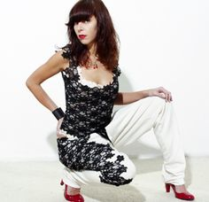 Janne, kledingontwerpster - JO Cadeau