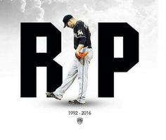 9/25/16 RIP Jose Fernandez, Miami Marlins #16