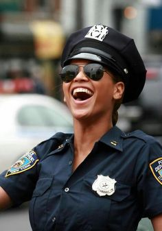 Got pulled over 30 secs away from home by a female police officer for making a wide turn, or aka nothing. It's cool after working from 2-10 pm then pulling a 11-0730 watch... breaking my streak of not being pulled over for 6 months.