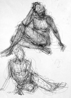 giacometti gesture drawings - Google Search