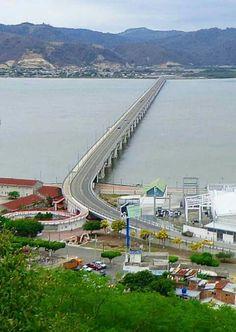 Puente Los Caras - Bahia
