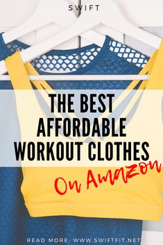 Love Lululemon but not the cost? We've rounded up some of the best Lululemon dupes on Amazon, including the best Amazon dupe Align leggings. shorts, tanks, and joggers! You might even say these Amazon leggings are better than Lululemon! Workout Capris, Workout Gear, Workout Outfits, Workouts, Good Motivation, Fitness Motivation, Affordable Workout Clothes, Female Hormones, Womens Wellness