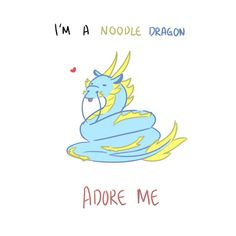 Im a noodle dragon and I know it Overwatch Comic, Overwatch Genji, Overwatch Memes, Cute Comics, Funny Comics, Fantasy Creatures, Mythical Creatures, Genji Dragon, Overwatch Dragons