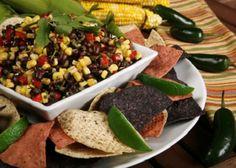 Black Bean and Red Pepper Salad #memorialday #recipe