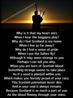 my Scotland,, maybe that's what it is. American by birth Scottish by heart. Edinburgh, Glasgow, Scottish Clans, Scottish Highlands, Scottish Clan Tartans, Scottish Kilts, Perth, Scottish Quotes, Scottish Names