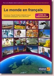 Tailored to the new 2011 Language B syllabus, our new full-color IB coursebook contains everything you need for your two-year teaching course. Le monde en français is a brand new coursebook that prepares your students thoroughly for the new 2011 French Language B syllabus. ISBN: 9780956543127