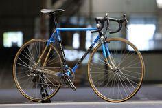ミヤタサイクルの最高級ロードバイクシリーズ「ミヤタ・ジャポン」の「ザ・ミヤタ」