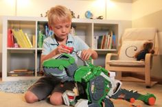 VTech Switch & Go Dinos – Jagger The T-Rex Dinosaur  http://www.bestdealstoys.com/vtech-switch-go-dinos-jagger-the-t-rex-dinosaur/