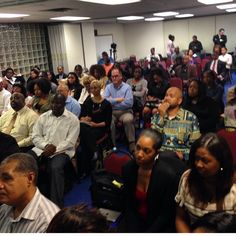 So many minority millionaires, guests were blown away @ the Regional Training event it was awesome!!!