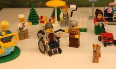 """""""It's massively significant...For a brand as large and loved as Lego, this kind of incidental inclusion speaks volumes. It says to children with disabilities that the brand is behind them, that they are part of the cultural mainstream."""""""