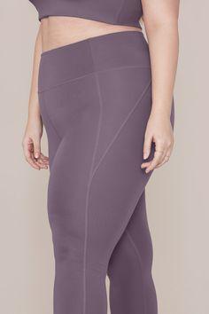Dahlia Compressive High-Rise Legging Bree Kish, Dahlia, Plum, Fabric, Dresses, Fashion, Tejido, Vestidos, Moda