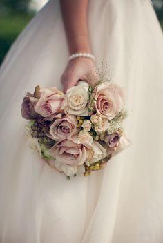 Flower Design Events: Beautiful Bridal Bouquet