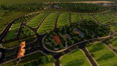 Urban Design, Baseball Field, Project Management