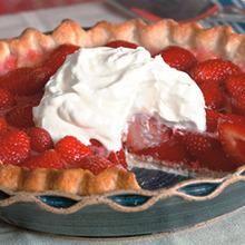 Fresh Strawberry Pie Recipe   Safeway