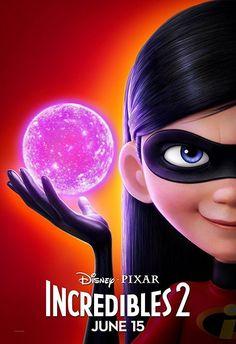 The Incredibles 2 poster, t-shirt, mouse pad Disney Pixar, Walt Disney, Disney Facts, Disney Magic, Incredibles 2 Poster, The Incredibles 1, Incredibles Wallpaper, Pixar Movies, Disney Movies