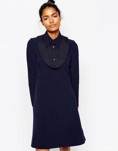 Wood Wood Anita Dress with Collar