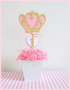 The inimitable looks for princess party decorations . Shop Princess Centerpieces on Wanelo. Shop the latest Princess Centerpieces products from MariasFarmhouse Princess Party Centerpieces, Princess Theme Party, Princess Birthday, Princesse Party, Gold Glitter Paper, Birthday Party For Teens, Baby Shower Decorations, Pink And Gold, First Birthdays