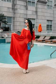 Sister Style | Maxi Dresses + Favorite New Earrings