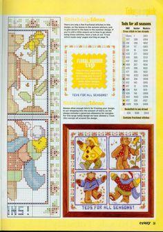 Gallery.ru / Photo # 43 - Cross Stitch Crazy 008 June 2000 - tymannost