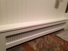 Radiator Covers by SMK Enterprises - Baseboard Covers                                                                                                                                                                                 More