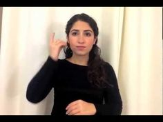 Learn to sign: Homes, Rooms, Furniture, and more - YouTube