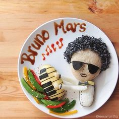 Bruno Mars | 22 Famous People Worthy Of Being Eaten