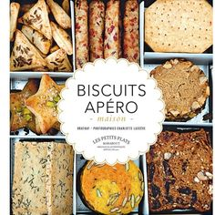Biscuits apéro maison Cook & Gift http://www.cook-and-gift.com/
