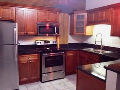 Newly Renovated 2 Bed/2 Bath For Rent!