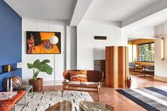 4 Modernist Homes in Europe Get a Makeover